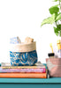 Fabric Buckets | Tropical Gold