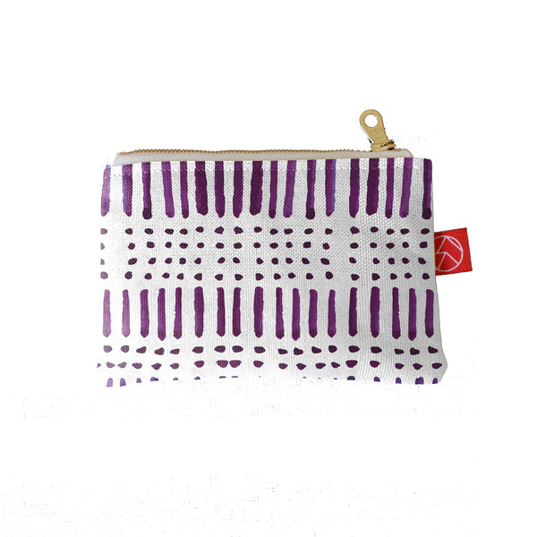 Mini Pouch | Tribal Dash