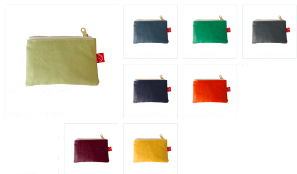 Mini Pouch | Solid Colors (more colors)