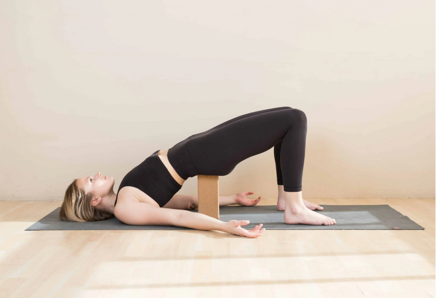 Yoga Journal Article: Unlock Your Backbends With Yoga Blocks