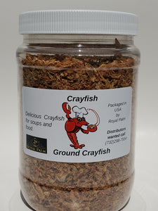 Crayfish 32 Oz Jar