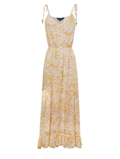 Juliette Strappy Maxi Dress