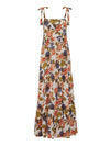 Paloma Strappy Maxi Dress - Final Sale