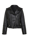 Kingsley Motor Bike Leather Jacket