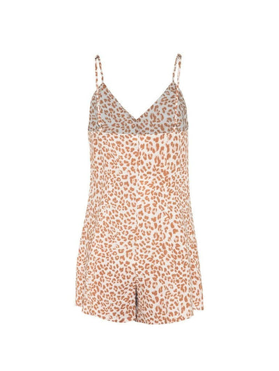 Zion Leopard Playsuit - Final Sale