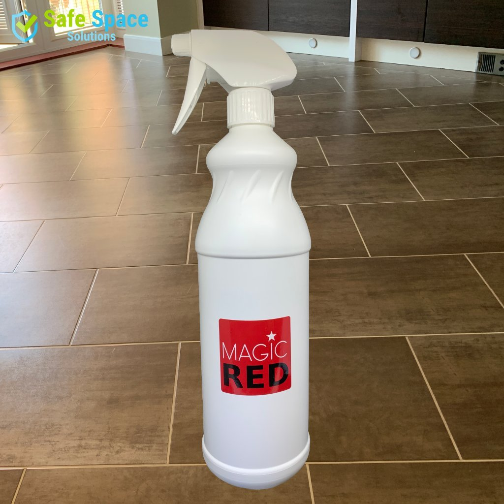 Magic Red - Multi Purpose Degreaser Cleaner - 500ml Concentrate