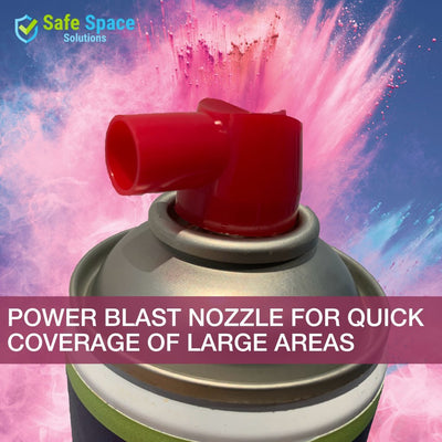 "Triple Pack: Safe Space ""Power Blast"" Air and Surface Sanitiser and Deodoriser - 750ml - Safe Space Solutions Ltd"