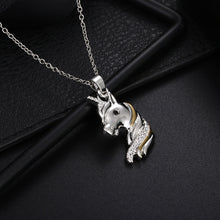 Load image into Gallery viewer, Gold Unicorn Horse Chain