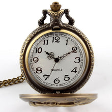 Load image into Gallery viewer, Bronze Pocket Watch