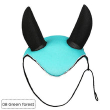 Load image into Gallery viewer, Horse Riding Breathable Meshed Horse Ear Cover