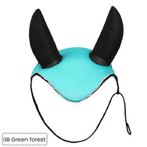 Horse Riding Breathable Meshed Horse Ear Cover