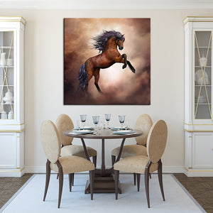 Modern cuadros decoracion horse wall pictures Poster