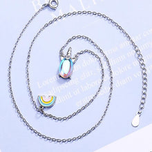 Load image into Gallery viewer, Moonstone Unicorn Opening Rings Bracelets & Necklaces