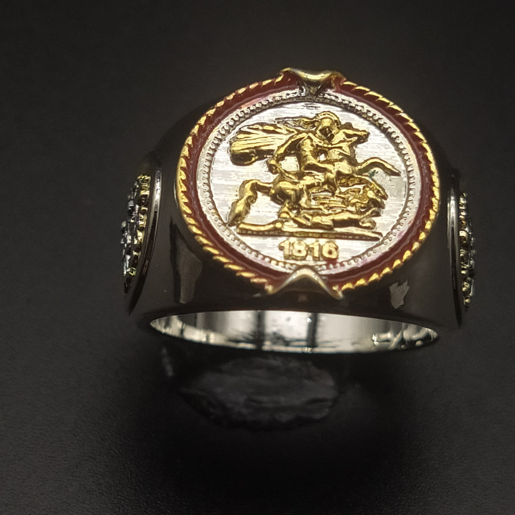 Warrior's Ring