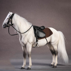 Luxure Horse with smallest details like real life Statue