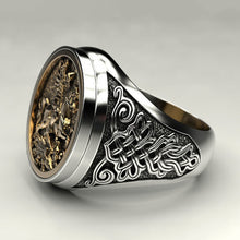 Load image into Gallery viewer, Rome Knight Ring