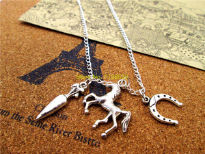 cowboy Antique necklace
