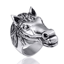 Load image into Gallery viewer, horse head Ring