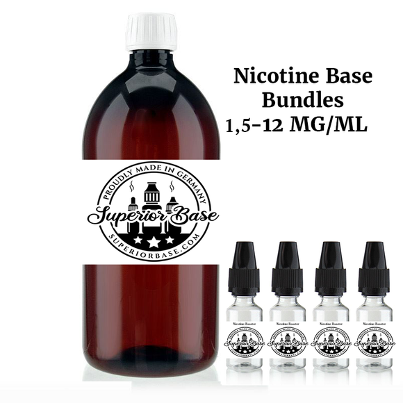 Nicotine Base Bundles