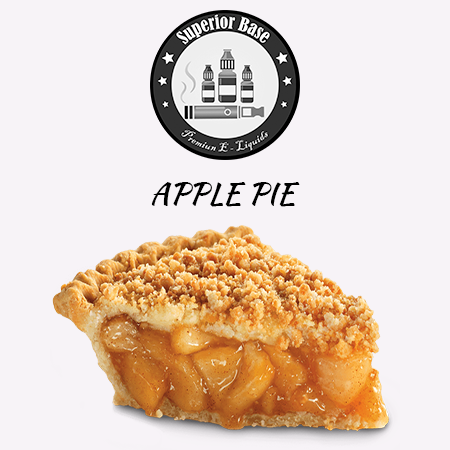 Superiorbase Flavor Concentrates - Apple Pie - 10ml - Premium E-Liquids & More
