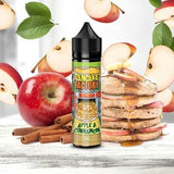 Pancake Factory - Apple and Cinnamon - Premium E-Liquids & More