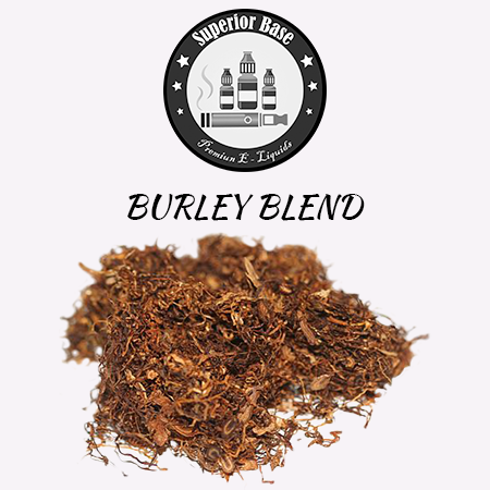 Superiorbase Flavor Concentrates - Burley Blend - 10ml - Premium E-Liquids & More