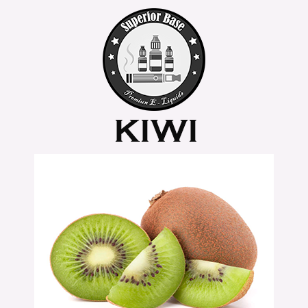 Superiorbase Flavor Concentrates - Kiwi - 10ml - Premium E-Liquids & More