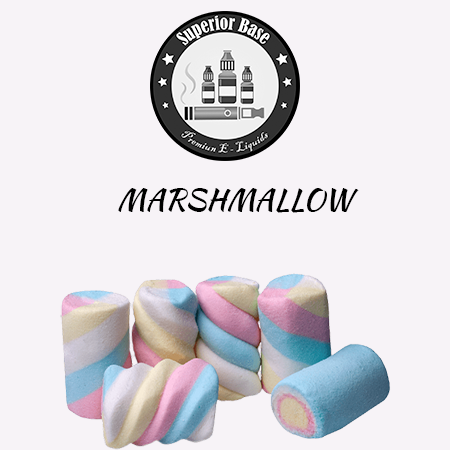 Superiorbase Flavor Concentrates - Marshmallow - 10ml - Premium E-Liquids & More
