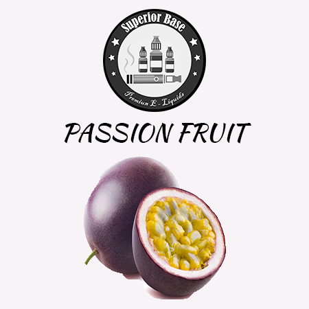 Superiorbase Flavor Concentrates - Passion Fruit - 10ml - Premium E-Liquids & More