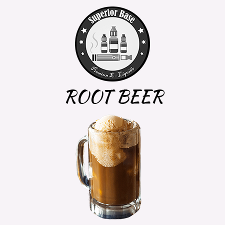 Superiorbase Flavor Concentrates - Root Beer - 10ml - Premium E-Liquids & More