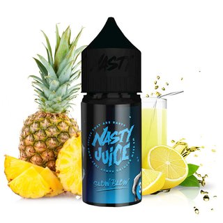 Nasty Juice - Slow Blow - 30ml - Premium E-Liquids & More