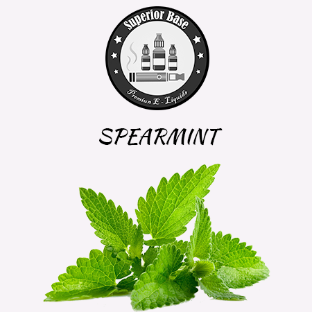 Superiorbase Flavor Concentrates - Spearmint - 10ml - Premium E-Liquids & More