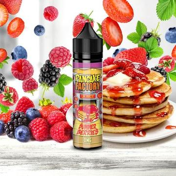 Pancake Factory - Summer Berries - Premium E-Liquids & More