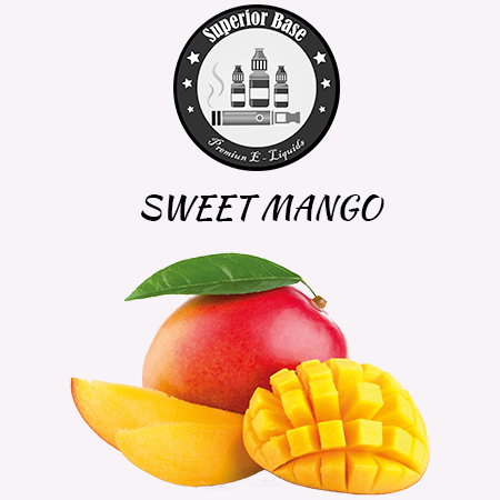 Superiorbase Flavor Concentrates - Sweet Mango - 10ml - Premium E-Liquids & More