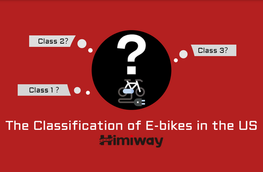 Everything You Should Know About E-bike Classifications
