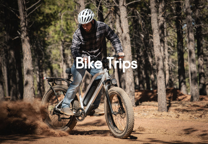 Recommended Bike Trips in California