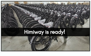 Himiway is ready for the coming challenge