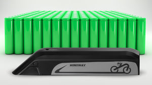 How Long Can the HIMIWAY Electric Bike Battery Last?