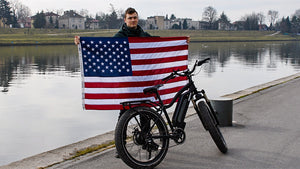 Spend a Perfect Holiday on Presidents' Day With a Himiway E-bike