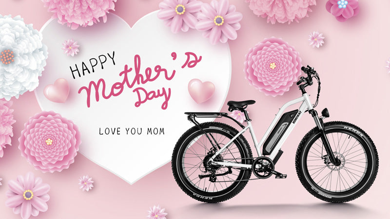 Electric Fat Bikes: A Different And Useful Gift To Your Mom