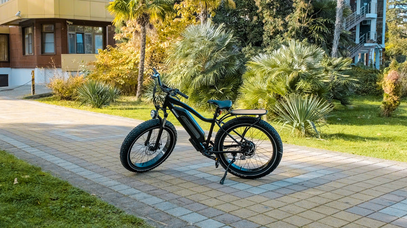 Some Tips On Riding Electric Fat Tire Bike In Summer