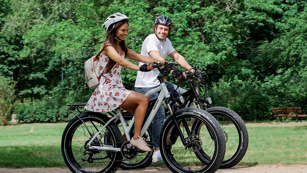 Don't miss the classic Florida cycling route and the best cycling partner Himiway Bike