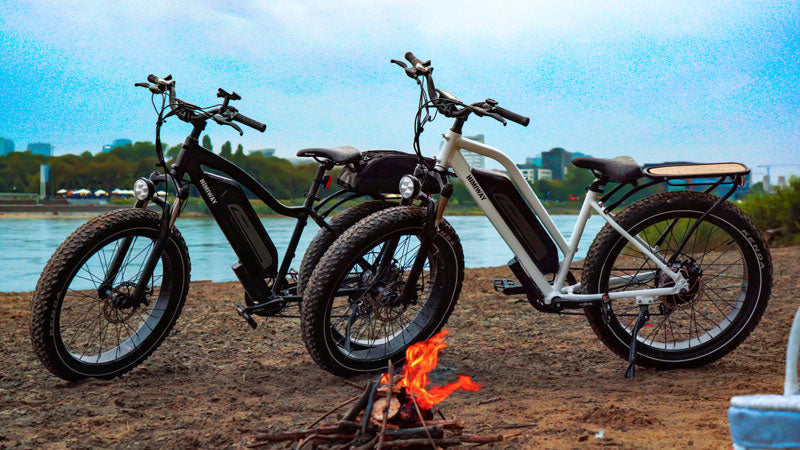 Himiway Stories |  How Does Riding an E-bike Affect the Body in Terms of Endurance and Well Being
