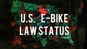 E-bike Laws in the United States