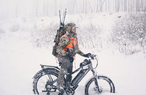 5 Tips on Preparing Your Ebike in the Winter