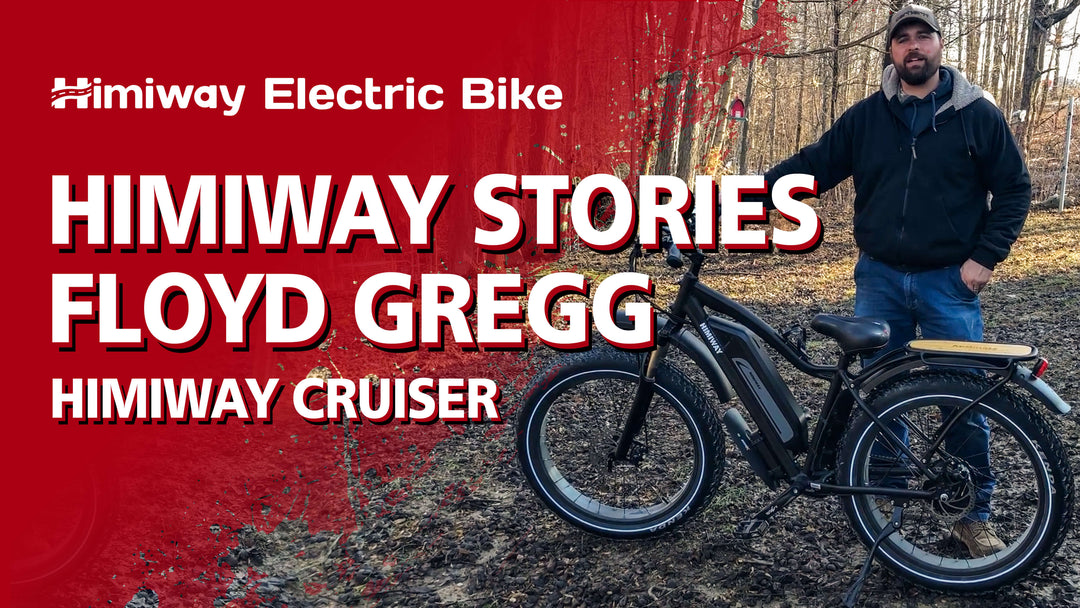 Himiway Story: The Best Electric Bike for Hunter