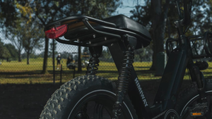What You Need to Know about Ebike Suspension