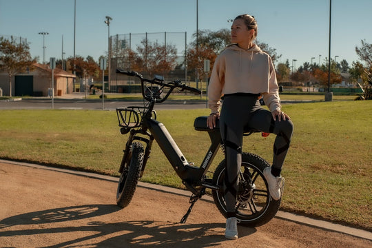 6 Tips to Protect Your Knees When Riding Electric Bikes