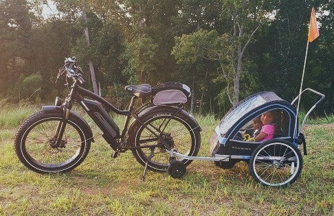 5 Tips about How to Keep Safe when Riding Ebike with Baby
