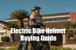 Electric Bike Helmet Buying Guide 2020